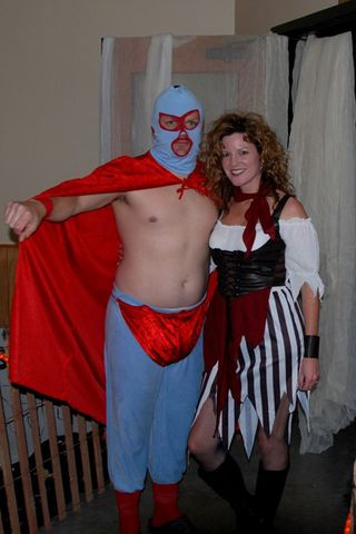 Nacho Libre and me copy